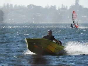 Twin Hull Dinghy - free demo sat 6th MAY at lucky bay 3.15-5 Hilton Fremantle Area Preview
