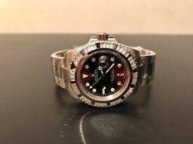 Rolex Gmt 2 diamond