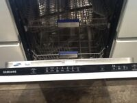 Samsung Dishwasher DW-BG582B (integrated)