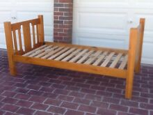 Single timber slat bed Narellan Vale Camden Area Preview