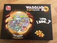 Wasgij 1000 piece jigsaw cone-gestion original