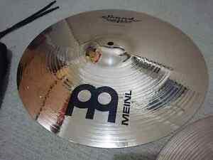 Meinl soundcaster custom powerful crash 16 inch & Paiste Alpha Quakers Hill Blacktown Area Preview