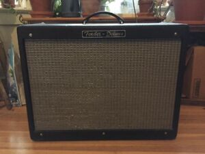 "Fender Hot Rod Deluxe Reverb 40w 1x12"" tube amp"