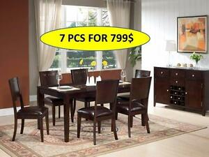 BRAND NEW HUGE DINNING TABLE ON SALE!!!!