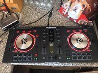Mixtrack 3 with DJ iO sound