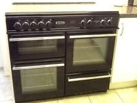 FOR SALE, DUAL FUEL RANGE COOKER