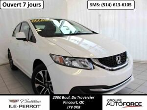 2013 Honda CIVIC EX, TOIT OUVRANT , BLUETOOTH, MAGS