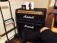 Marshall Valvestate VS 100 made in England (AMP + CAB)