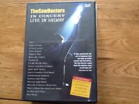 THE SAWDOCTORS DVD LIVE IN GALWAY.