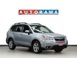 2015 Subaru Forester AWD BACKUP CAMERA