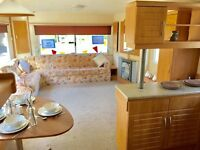 STATIC CARAVAN FOR SALE ST HELENS HOLIDAY PARK ISLE OF WIGHT 12 MONTH SEASON