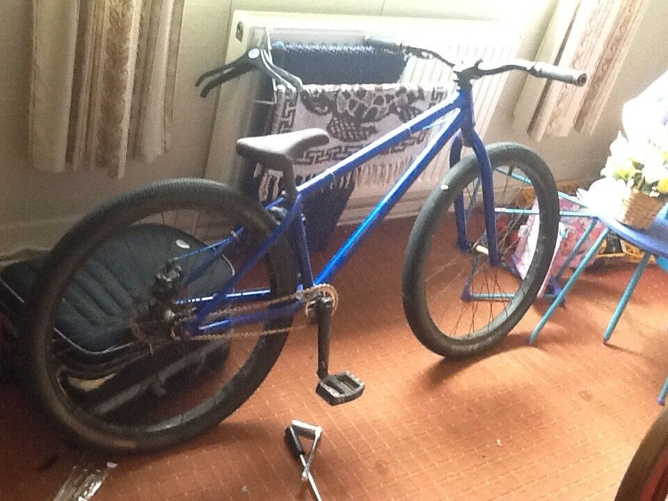 Customed jump bike | in Llanelli, Carmarthenshire | Gumtree