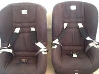 2 Britax child car seats