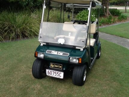 fabulous condition special edition golf cart/buggy