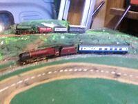 N gauge railway