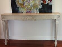 FRENCH REGENCY STYLE CONSOLE TABLE Castlecrag Willoughby Area Preview