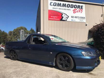 JUST IN FOR WRECKING VY L67 SUPERCHARGED V6 MANUAL UTE Morisset Lake Macquarie Area Preview