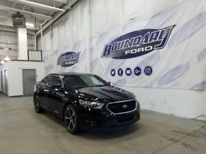 2016 Ford Taurus SHO W/ Leather, Sunroof, AWD, Ecoboost
