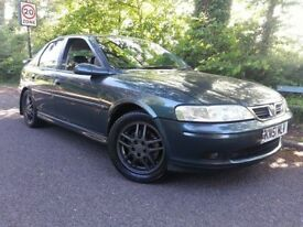 vauxhall vectra sri 150 bhp manual low miles