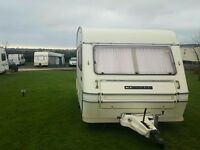 2 birth omega compass and awning for sale