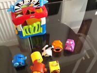 Various baby/toddler toys bundle