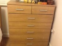 Drawers chests, Wardrobe/ wooden