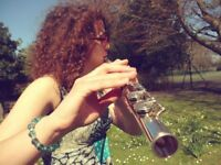 Flute/Whistle/Clarinet/Saxophone/Fiddle Tuition. DBS check, Experienced in SEN settings.