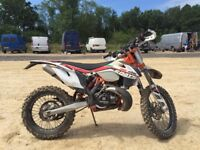 2014 KTM 250 EXC Six Day Edition