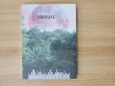 Loona ++ Limited Album Ver B New Sealed