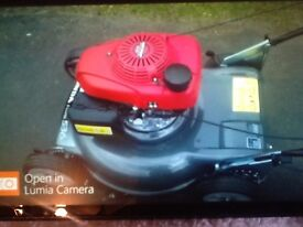 "HONDA HRS 536C 21"" SIDE DISCHARGE SELF PROPELLED LAWNMOWER (brand new)"