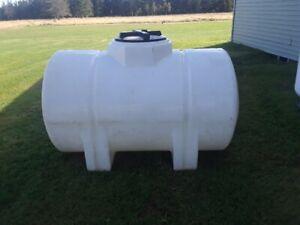 300 gallon poly