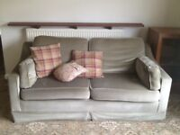 Sofa bed in green
