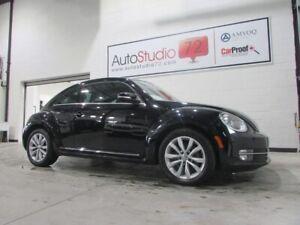 Volkswagen Beetle Comfortline DSG TDI 2,0L **NAVI**TOIT PANO**