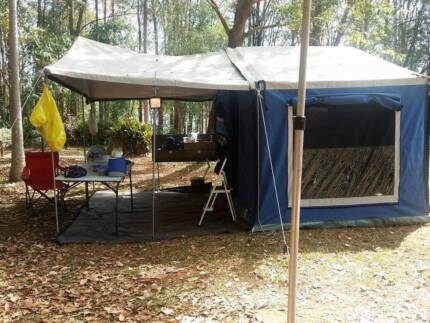 MDC Off Road Camper Trailer Brighton Brisbane North East Preview