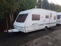 Swift Challenger 490 5 berth caravan, Awning Great Family Layout !!