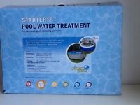Pool water treatment / chemicals
