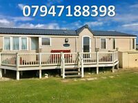 🌟🌟JUST INTO STOCK - STUNNING DG & CH MODERN STATIC CARAVAN WITH 2017 FEES ALREADY INC🌟🌟
