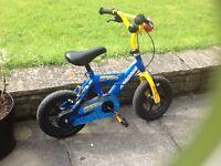 Childs bike.