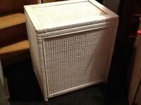 Linen box /storage ottoman