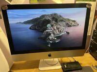 Apple Imac 21.5 quad core i5 1Tb 8gb ram
