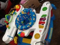 Stand and play piano...fisher price