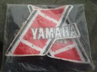 Yamaha yz250 h decals