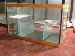 Custom glass work/aquarium repairs