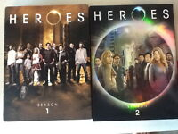 Heroes Season One and Two