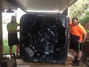 spa removals brisbane Chermside Brisbane North East Preview