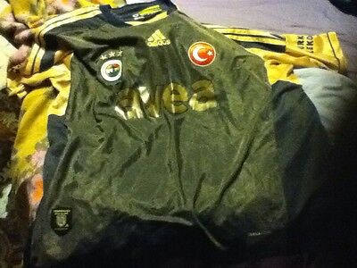 Fenerbache (turkish) Football Shirt Armour Style