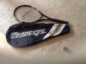 Slazenger Tennis Racquet & case