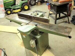 "Busy bee 8"" jointer"