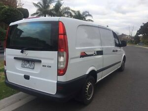 2006 Mercedes-Benz Vito Van 109CDI Compact Manual Pascoe Vale Moreland Area Preview