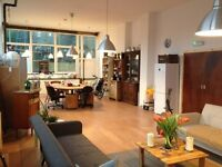 Huge double for a couple in new warehouse conversion
